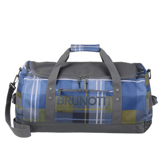 Een Dag Actie - Brunotti Sports Bag Check Evening