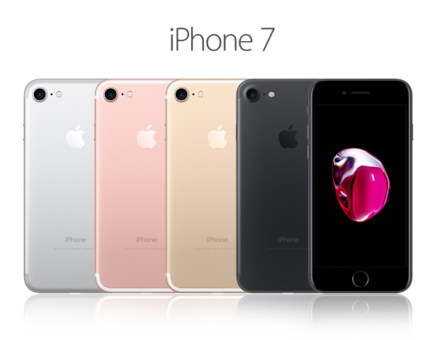 1 Day Fly - Apple Iphone 7 32Gb In 4 Kleuren