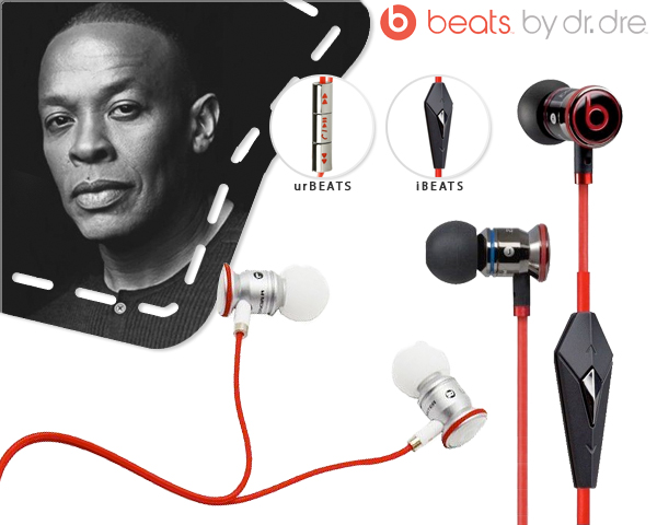 1 Day Fly - Beats By Dr.Dre Ibeats Of Urbeats Headset