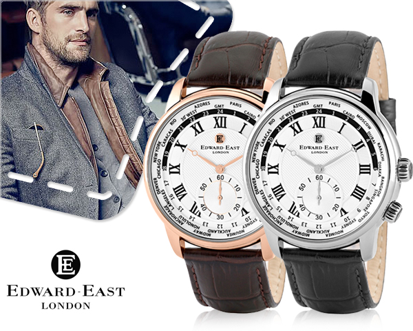 1 Day Fly - Edward East Herenhorloge