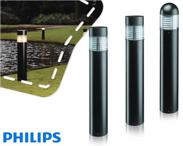 1 Day Fly - Exclusieve Philips Vivarazon Aluminium Tuinlantaarn