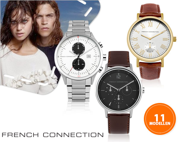1 Day Fly - French Connection Herenhorloge