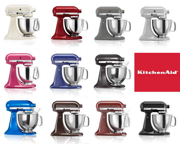 1 Day Fly - Herfst Special: Kitchenaid Mixer In 11 Kleuren