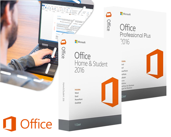 1 Day Fly - Microsoft Office 2016 Software