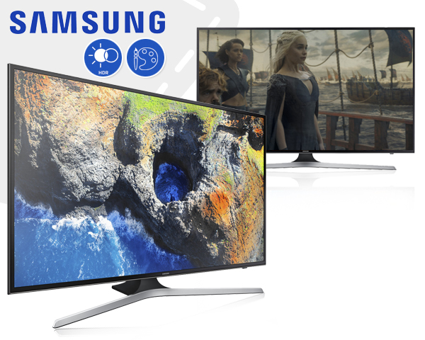 "1 Day Fly - Samsung 49"" Of 55"" Ultra Hd Smart Tv (2017)"