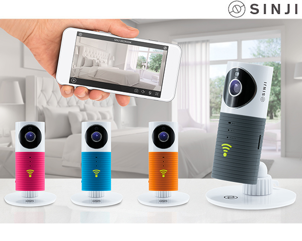 1 Day Fly - Sinji Indoor Smart Wifi Camera