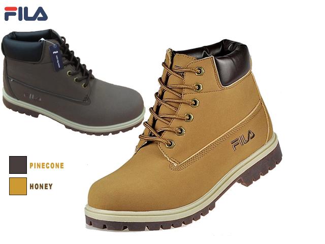 Stoere Fila Boots Voor Heren   Dagelijkse koopjes en