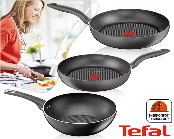 1 Day Fly - Tefal Pannen Met Thermospot