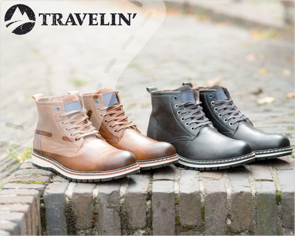 1 Day Fly - Travelin' Winterse Herenschoenen