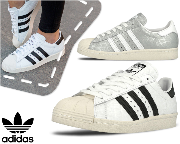 1 Day Fly Lady - Adidas Superstar Damessneakers