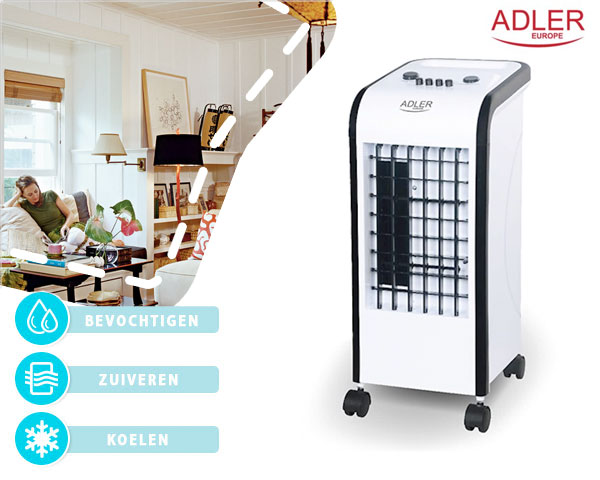 1 Day Fly Lady - Adler Aircooler