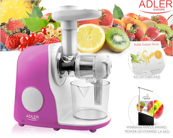 1 Day Fly Lady - Adler Slowjuicer