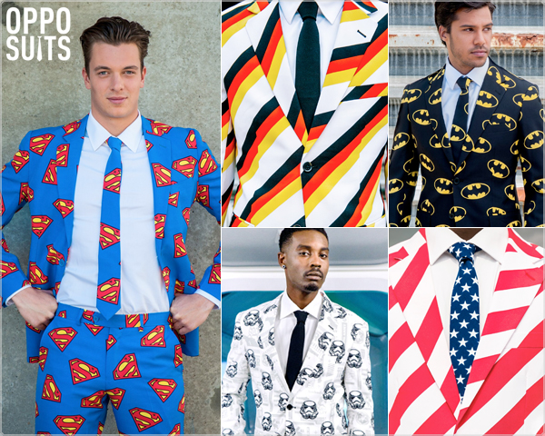1 Day Fly Lady - Carnavalsspecial: Opposuits Maatpak