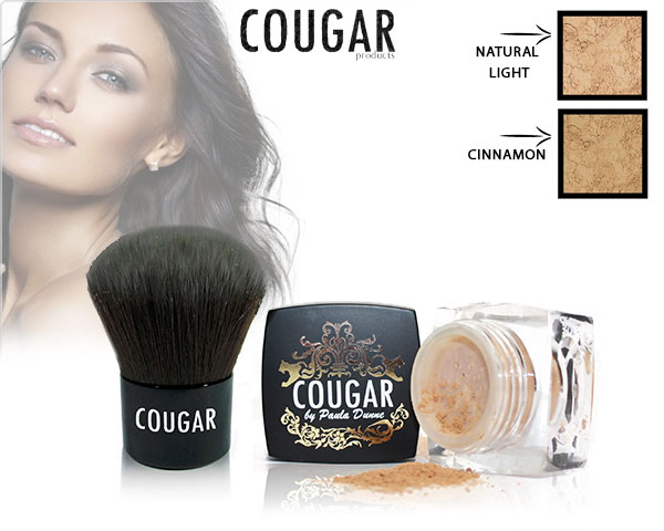 1 Day Fly Lady - Cougar Mineral 5-​In-​1 Foundation