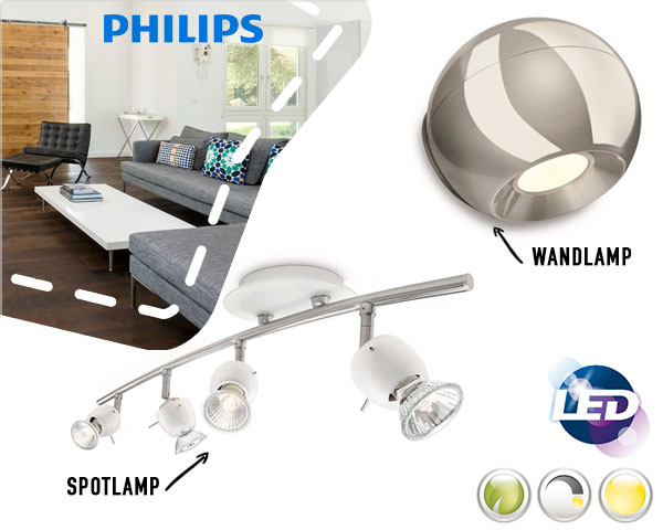 1 Day Fly Lady - Elegante Philips Lampen
