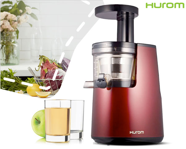 1 Day Fly Lady - Hurom: De Nummer 1 Slowjuicer