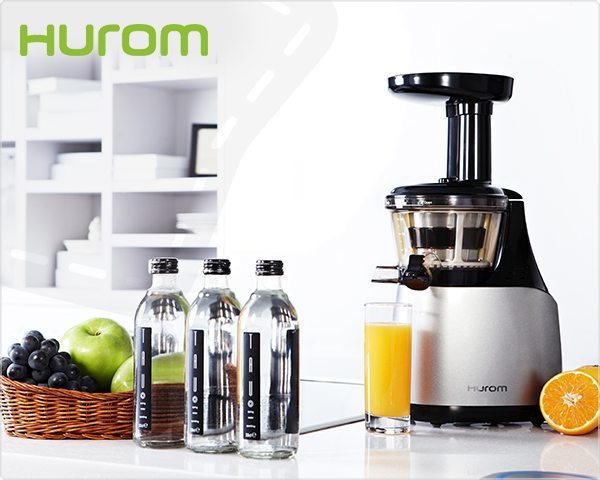 1 Day Fly Lady - Hurom He Series Slowjuicer