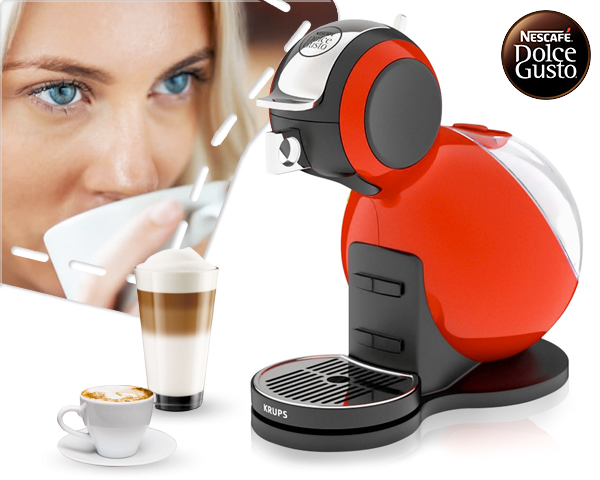 1 Day Fly Lady - Krups Nescafe Dolce Gusto Melody 3