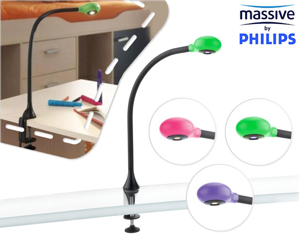 1 Day Fly Lady - Massive By Philips Bureaulamp