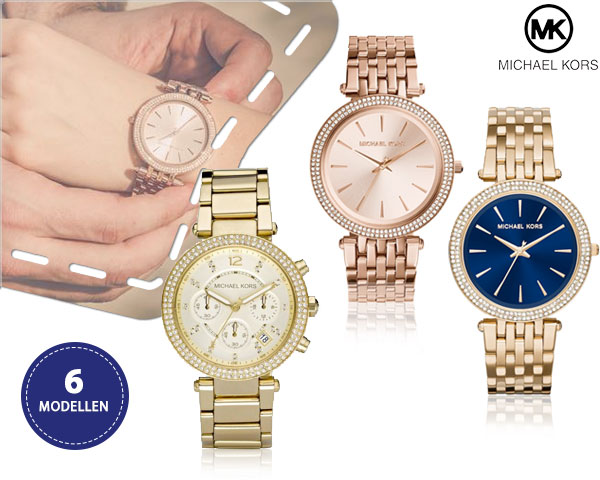 1 Day Fly Lady - Michael Kors Dameshorloge