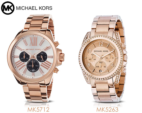 1 Day Fly Lady - Michael Kors Horloge