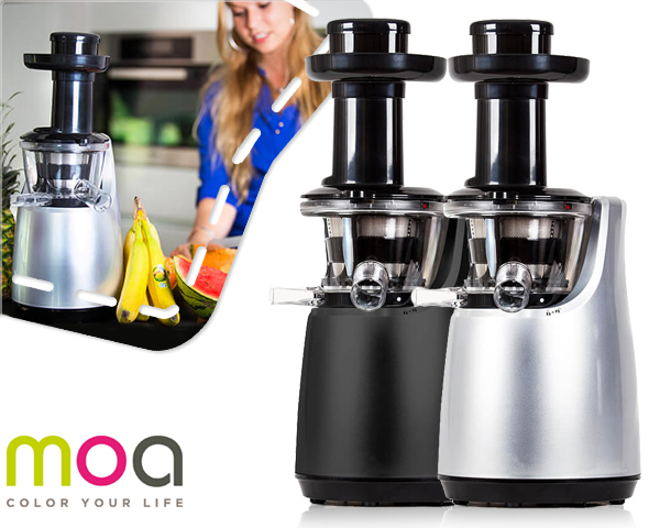 1 Day Fly Lady - Moa Design Slowjuicer