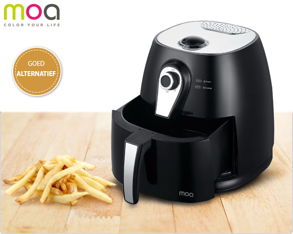 1 Day Fly Lady - Moa Perfectfry Air Fryer Deluxe
