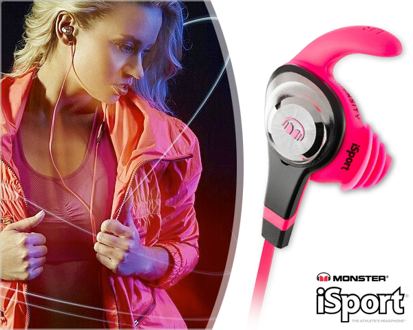 1 Day Fly Lady - Monster Isport Headset