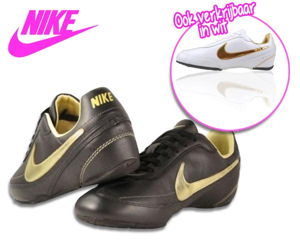 Nike Dames Sneakers In Zwart En Wit   Dagelijkse koopjes en