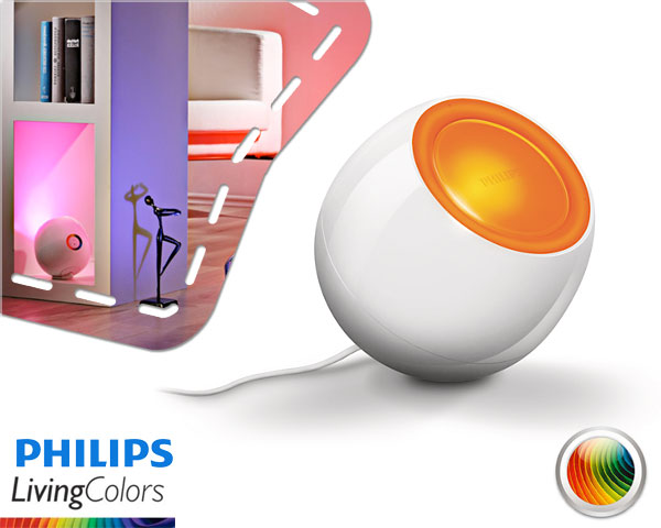 1 Day Fly Lady - Philips Livingcolors Mini Lamp