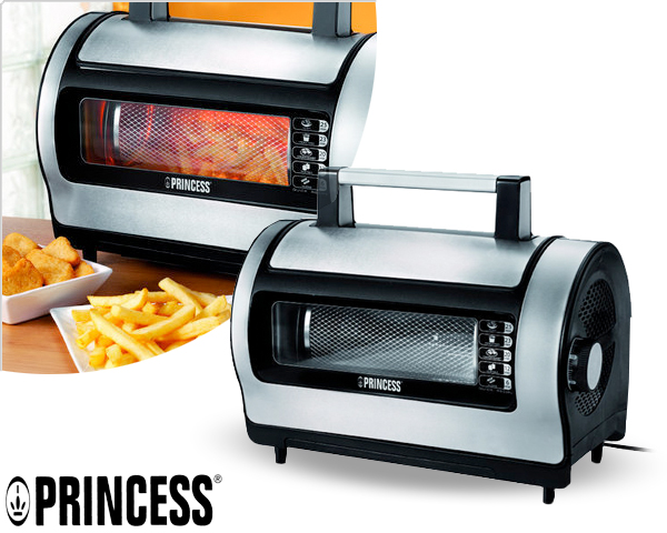 1 Day Fly Lady - Princess Fatfree Friteuse