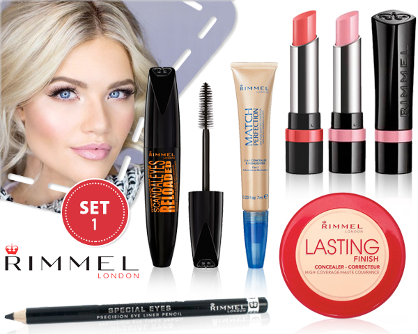 1 Day Fly Lady - Rimmel London Make-​Up Voordeelsets