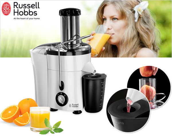 1 Day Fly Lady - Russell Hobbs Aura Sapcentrifuge