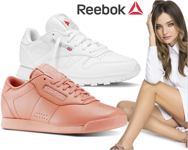 1 Day Fly Lady - Sportieve Reebok Damessneakers