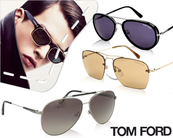 1 Day Fly Lady - Tom Ford Herenzonnebril