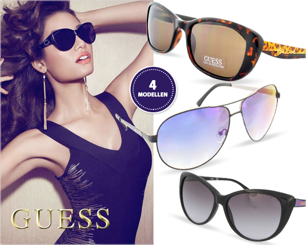 1 Day Fly Lady - Trendy Guess Dameszonnebril
