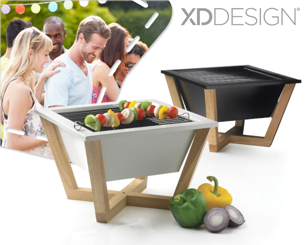 1 Day Fly Lady - Xd Design Nido Barbecue