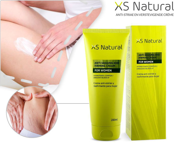 1 Day Fly Lady - Xs Natural Anti-​Striae Crème
