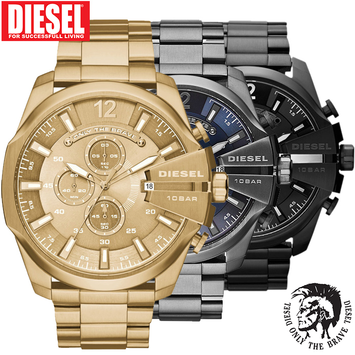 24 Deluxe - Diesel Mega Chief Gold