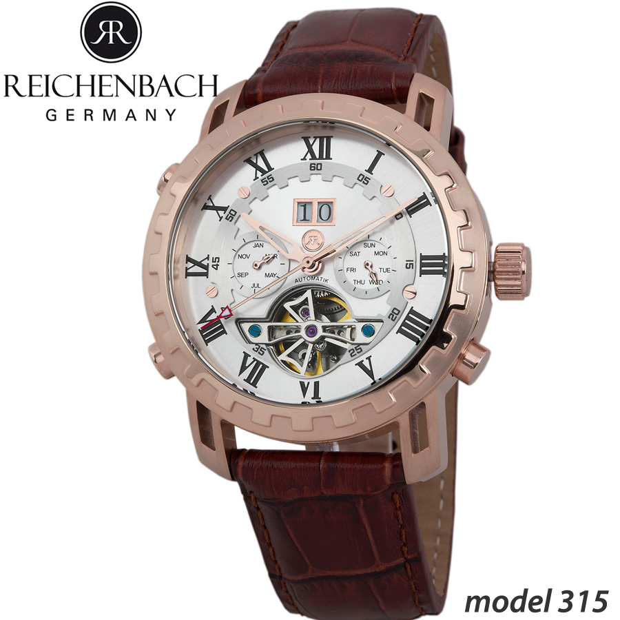 24 Deluxe - Luxe Reichenbach Automaat