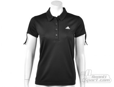 Avantisport - adidas - Womens Response Traditional Polo - Traditionele Damespolo