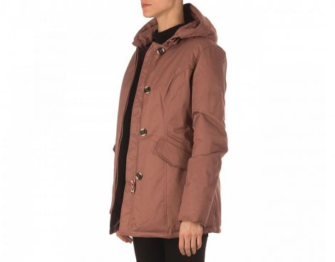 Avantisport - Airforce - 2 Pocket Herringbone Parka - Dames Winterjas