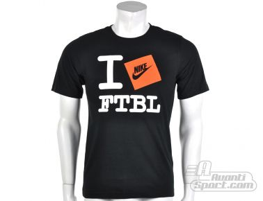 Avantisport - Nike - Love Football Men's T-Shirt - Heren Nike Shirts