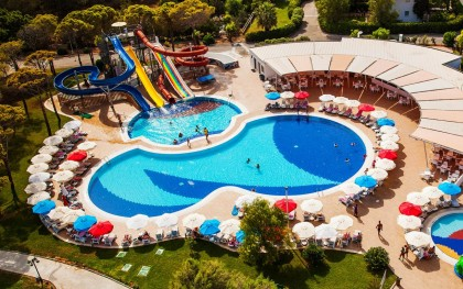 Bebsy - 5* all inclusive op Cyprus!