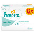 Bol.com - Pampers Sensitive - Doekjes Navulpak 12X56 St.