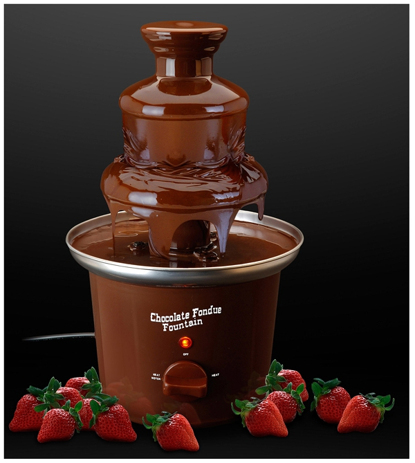 Buy This Today - Chocolade Fontein XL 32 cm hoog