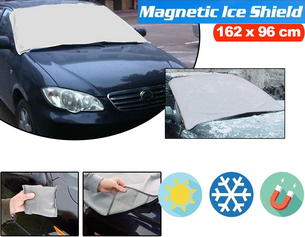 Click to Buy - Benson Magnetic Ice Shield