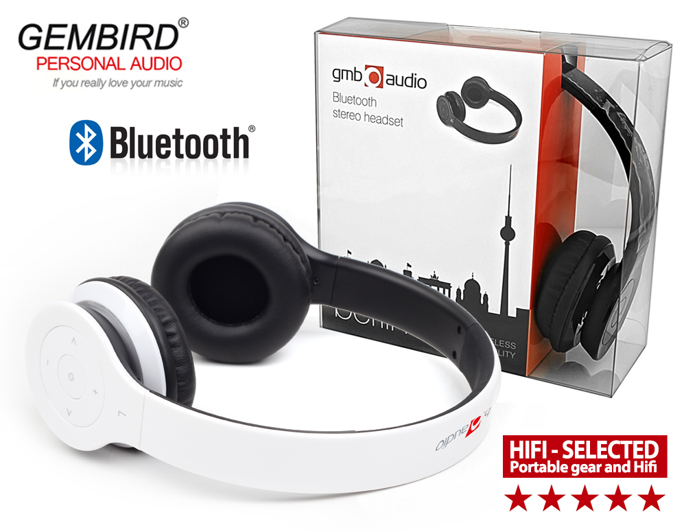 Click to Buy - Bluetooth Headphones Berlin Series