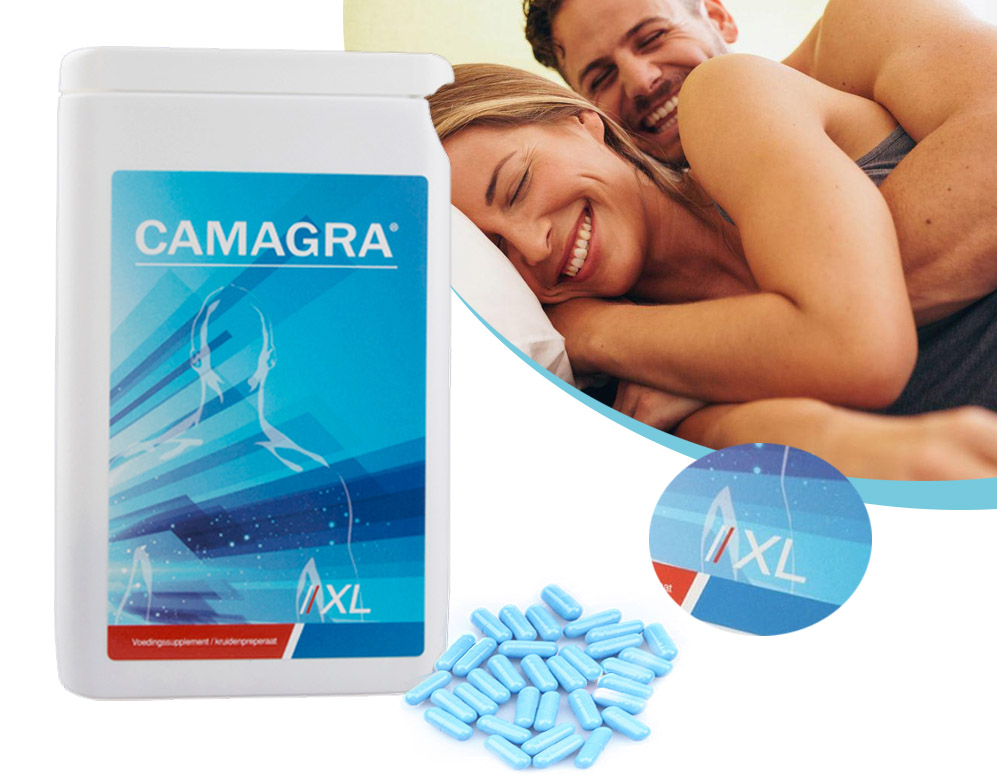 Click to Buy - Camagra XL (60 stuks)