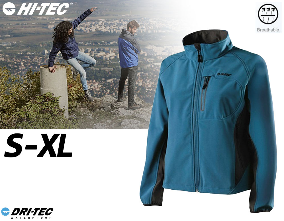 Click to Buy - Hi-tec Misty Mountain Softshell Unisex Jack